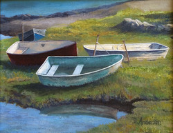 Dianna Anderson - Low Tide