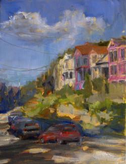 Margie Lakeberg - The Painted Ladies of Columbia Tusculum