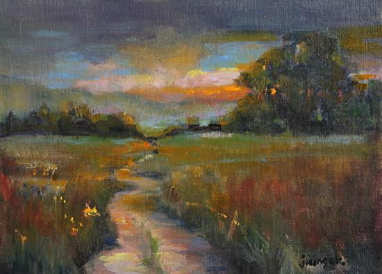 JoAnne Wood Unger - Last Light