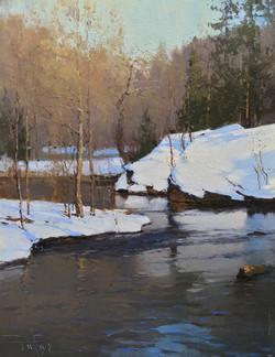 Zufar Bikbov - Winter Stream