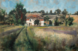 Judy Gelfert - Old Villa