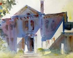 David Finnell - Shadows on Church Street
