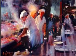 Alvaro Castagnet - At the Grill