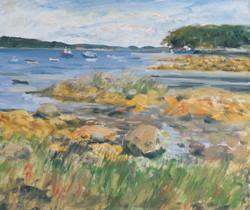 Douglas Howe - Chebeague Landing