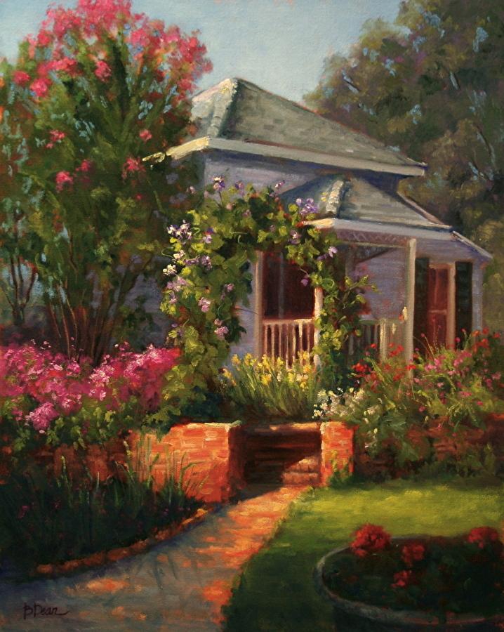 Beth Dean - Cottage Garden 2
