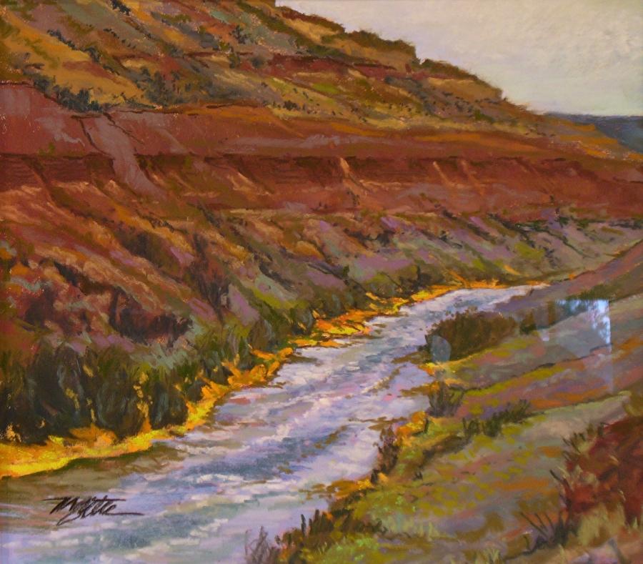 Mike Etie - Rio Grande Gorge, New Mexico