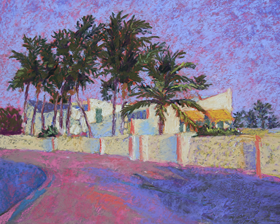 Denise Vitollo - Aruba (pastel)