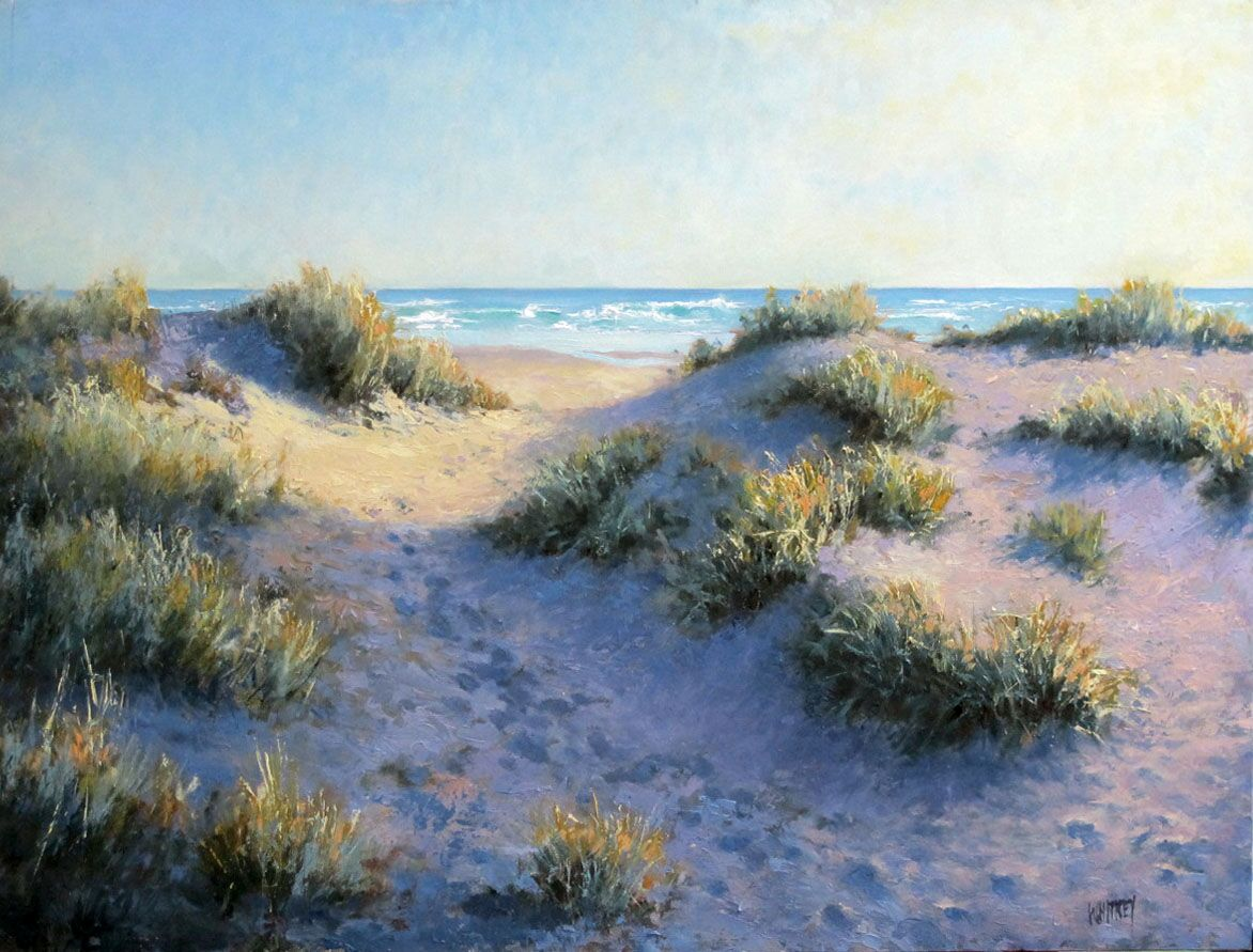 Steve Whitney - Way Through the Dunes
