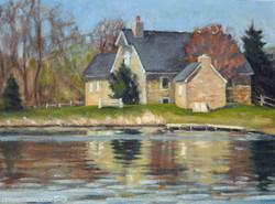 Erin Gill - Grist Mill Pond