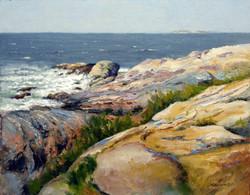 Bruce Newman - Pemaquid Point