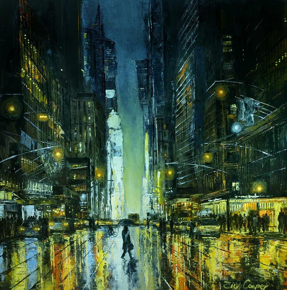 Ziv Cooper - New York, New York