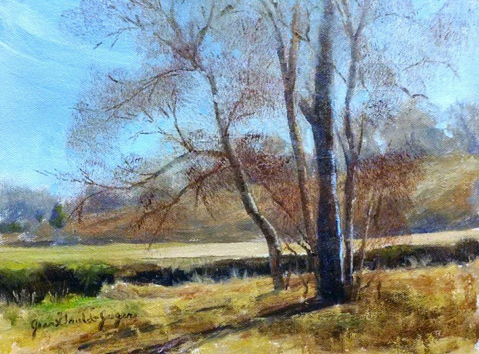 Jean Gauld-Jaeger - Charlotte, Tennessee
