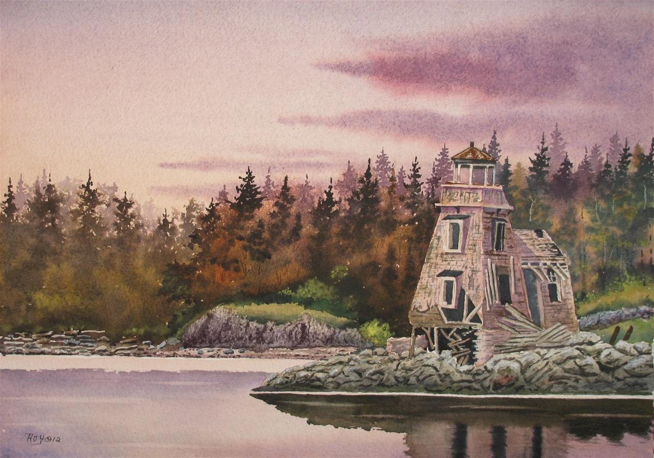 Roy Tibbits - Grand Harbour Light