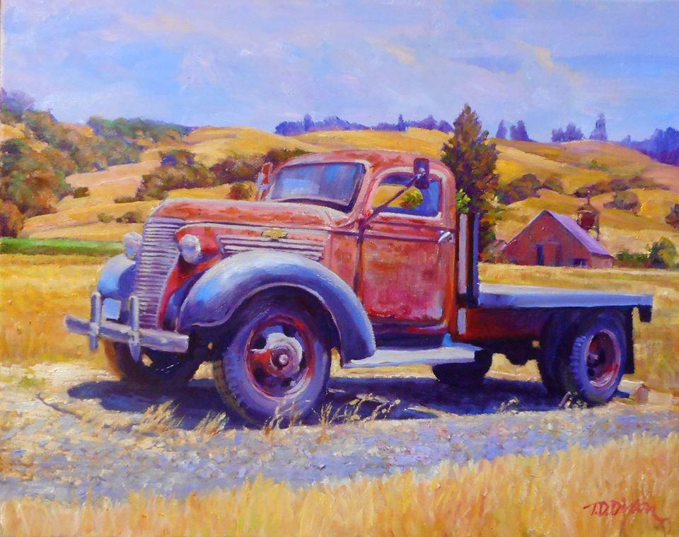 Timothy David Dixon - Vintage Veteran