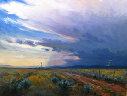 J.R. Cook - Approaching Showers