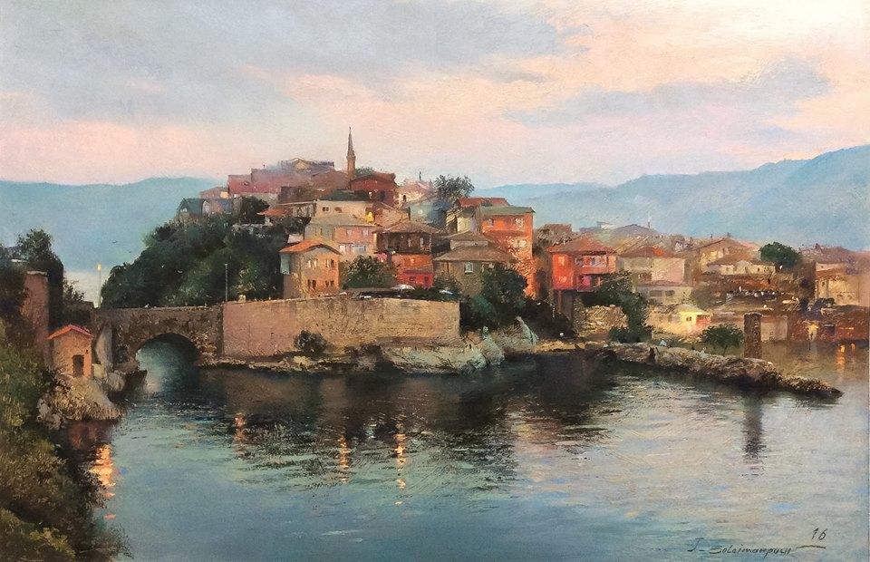 Javad Soleimanpour - Amasra, Turkey