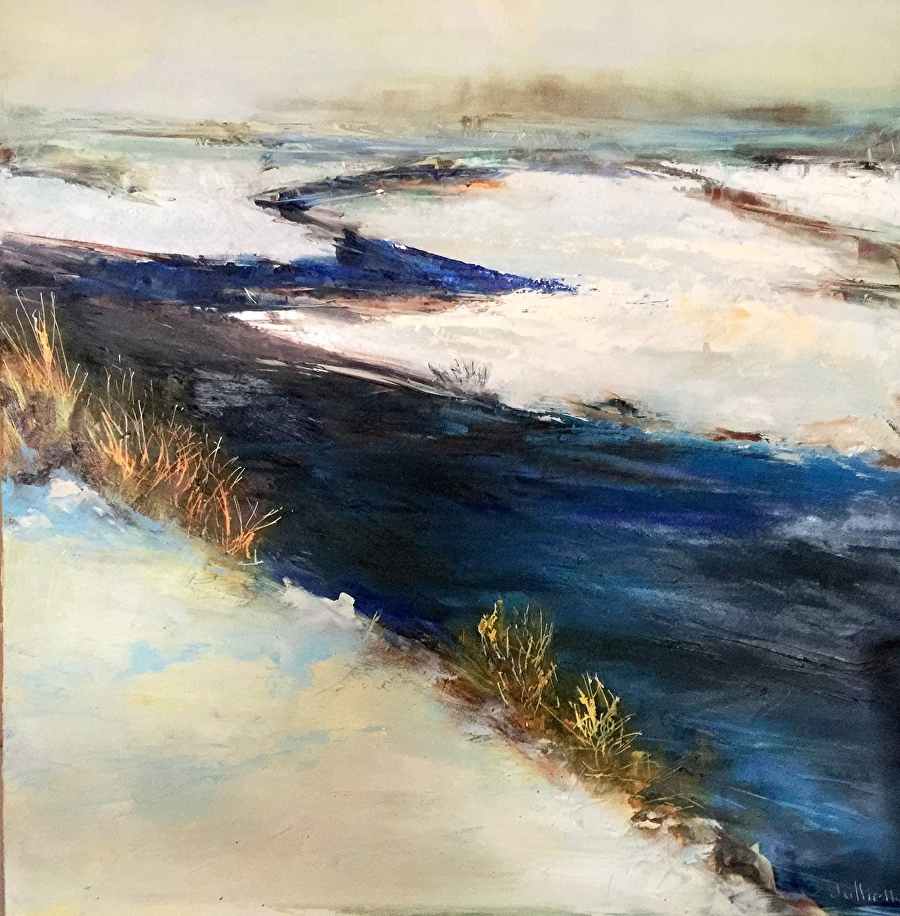 Julliette Tehrani - Winter River