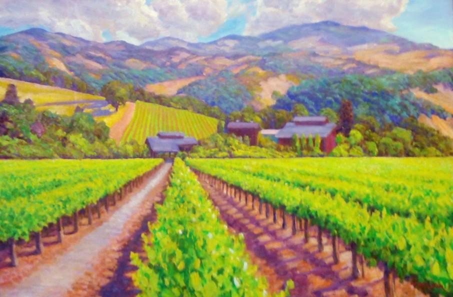 Timothy David Dixon - Kenwood Vineyards Winery