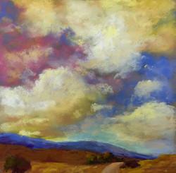 Sherri Cassell - Sierra Vista Clouds