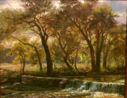 Mary Pettis - Secluded Splendor, Cole Creek Ranch