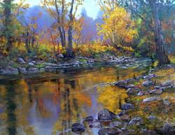 Donald Neff - Christmas Day, Coyote Creek