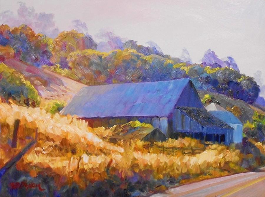 Timothy David Dixon - River Barn
