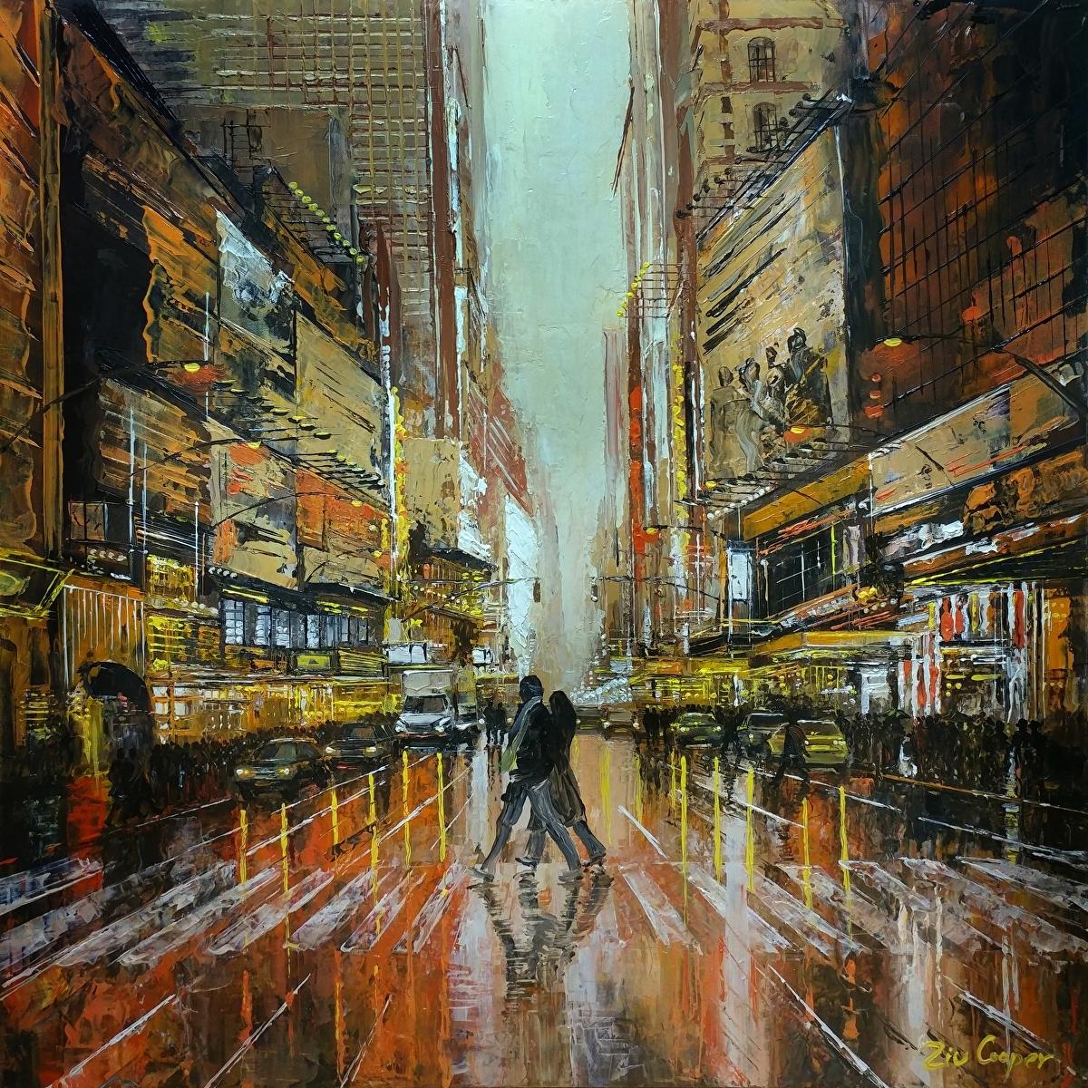 Ziv Cooper - Broadway