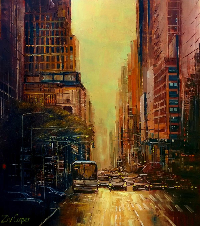 Ziv Cooper - Golden Roads