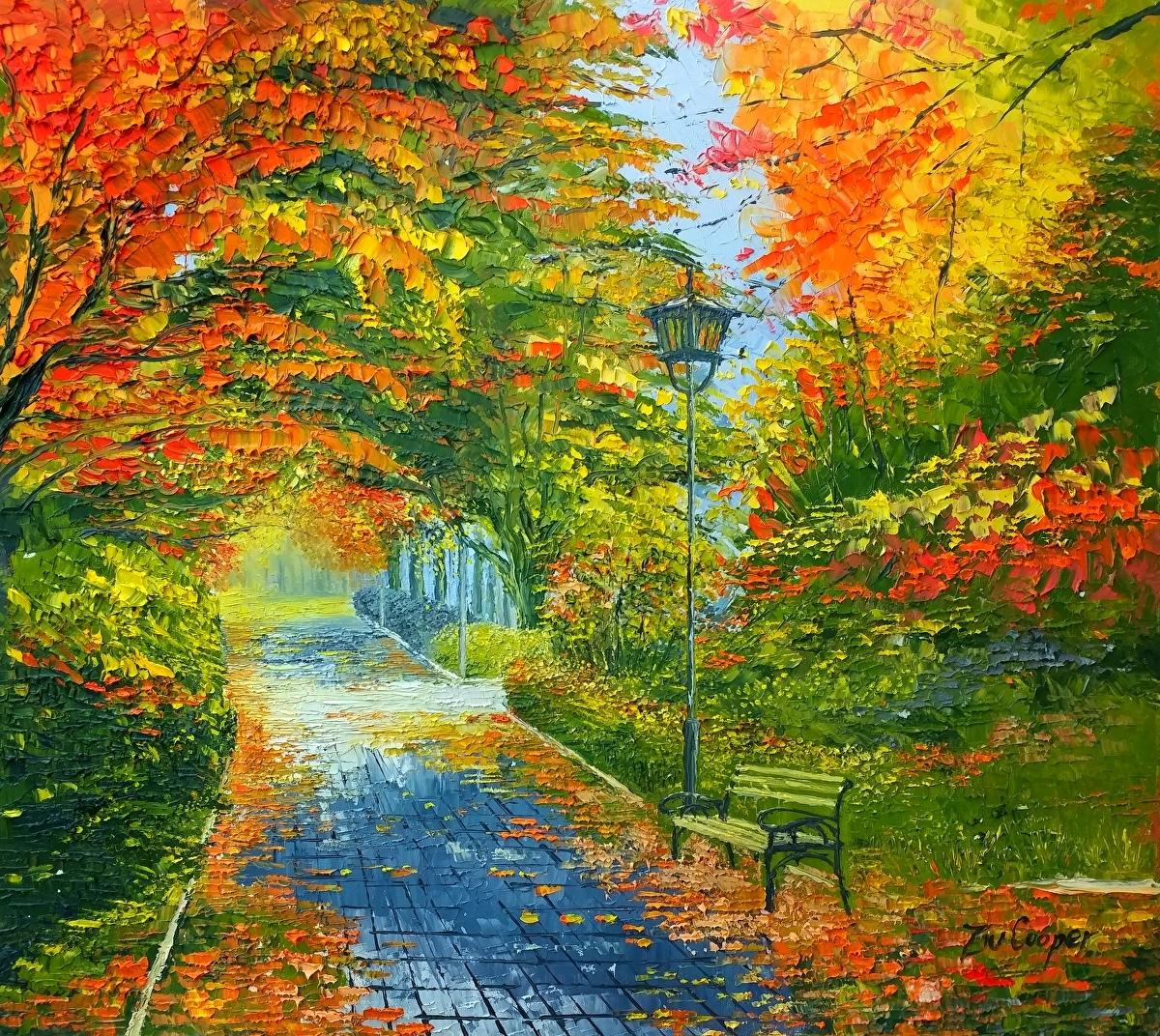 Ziv Cooper - A Walk in the Park