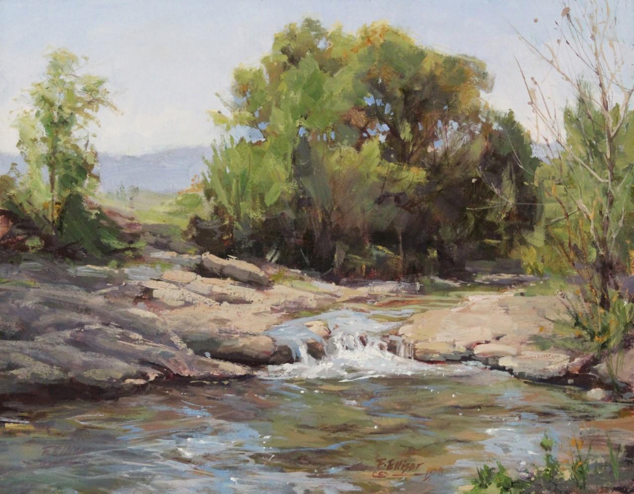 Fran Ellisor - A Spring Creek