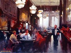 Alvaro Castagnet - Tortoni Cafe III