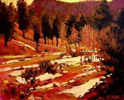 Brian Simons - March Landscape
