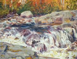 Douglas Howe - Swift River, Coos Canyon