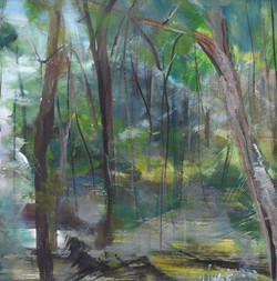 Tina Barr - Mysterious Forest