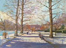 Mike Samson - Snow in St. James's Park