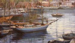 Roger Dale Brown - Camden Harbor