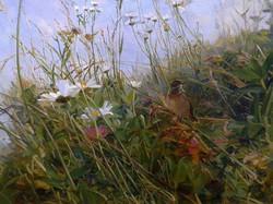 Gelena Pavlenko - On the Hillside