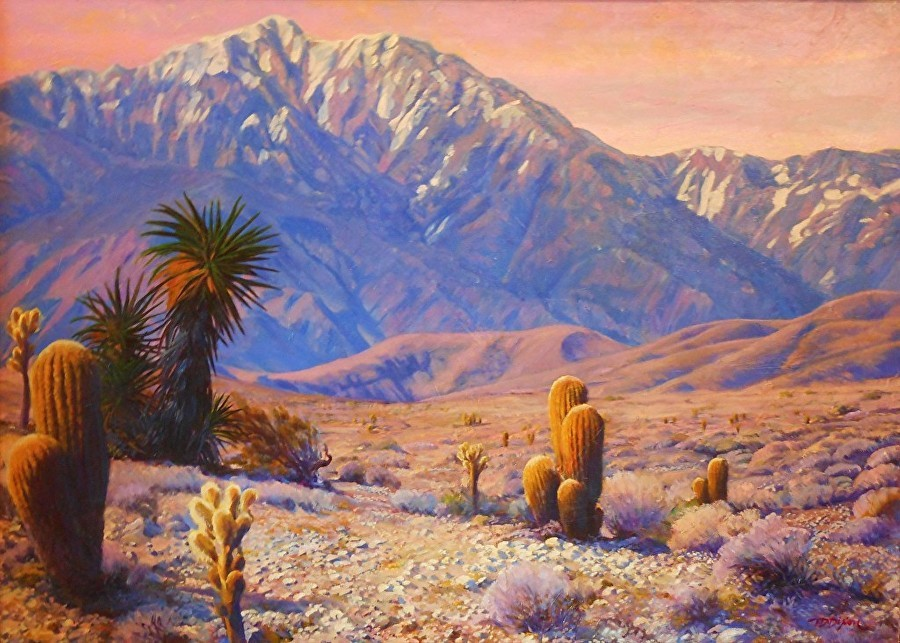 Timothy David Dixon - Desert Blues