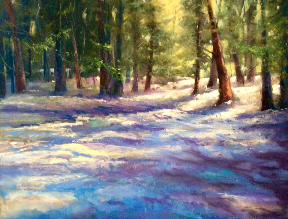 Janis Ellison - Winter Solstice