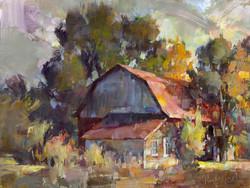Tom Nachreiner - Fish Creek Barn