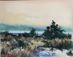Jane Wright Wolf - Taos Morning Haze