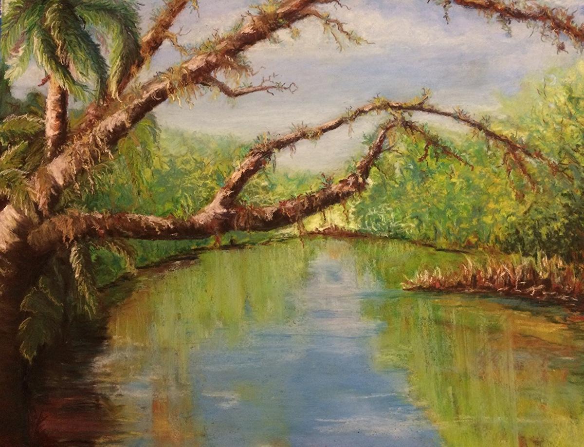 Tammy Cox - Backwater Arch