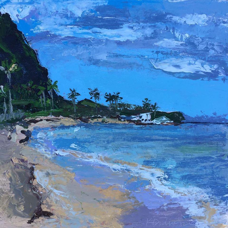 Kayti Didriksen - Chinaman's Beach