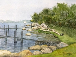 Liz McGee - Masons Island Side
