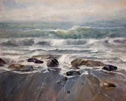 Sandy Byers - Rushing Tide