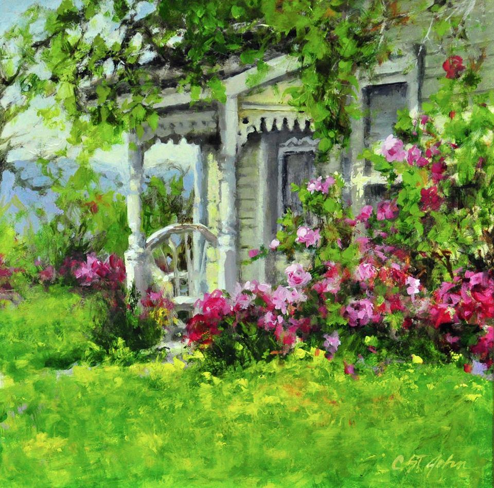 Cheryl St. John - Heirlooms & Dandelions