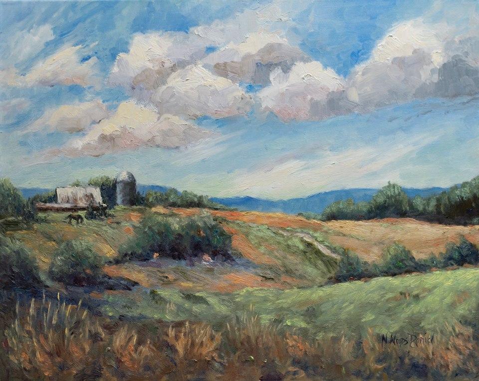 Nancy Woods Daniel - Mountain Cove Farm