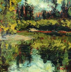 Holly Friesen - Windy River