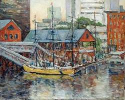 Irina A. Pisarenko - Tea Party Ships and Museum, Boston