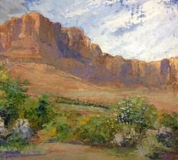 Bonnie Zahn Griffith - Arches Wall